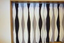 Boras社のROCKなカーテン