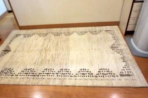 イランの100%ウールの絨毯