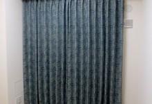 遮光裏地付きカーテン