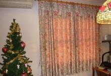 高級国産生地の素敵なカーテン