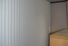 アコーディオンドア(アコーディオンカーテン)による、お部屋の間仕切り