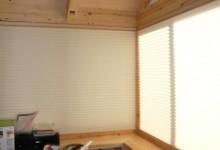 光を取り入れる調光に優れたカーテン