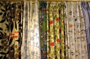スウェーデンの代表 「maraga」(マラガ)のカーテンで北欧風のお部屋に!